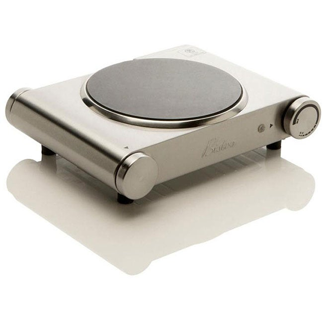 Shop Wolfgang Puck Glass Top Infrared Single Burner With