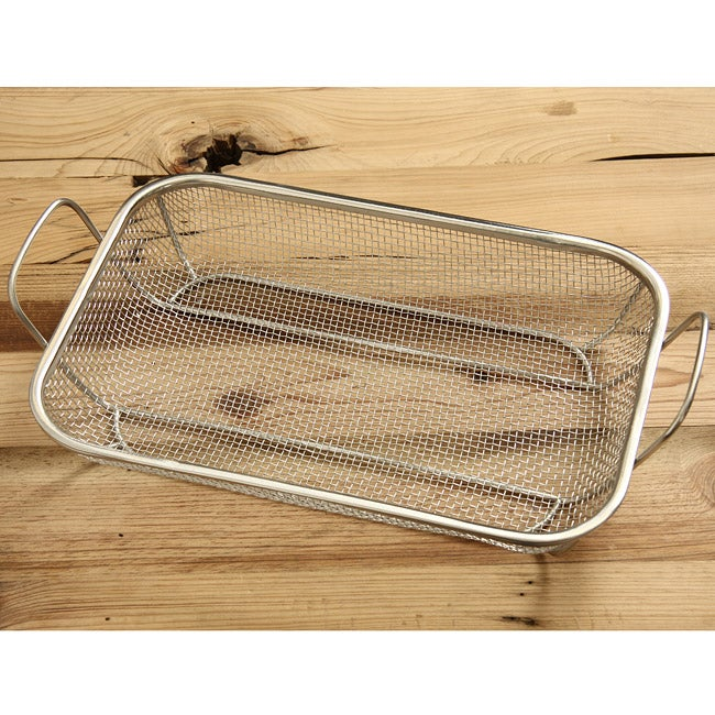 Mesh Grill Roasting Basket Free Shipping On Orders Over