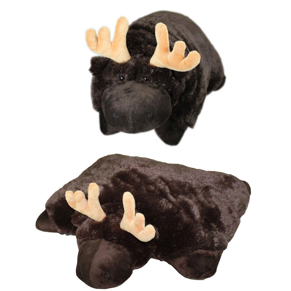 Large Animal Pillow : As Seen on TV Large Pet Moose Animal Pillow - Free Shipping On Orders Over USD45 - Overstock.com ...