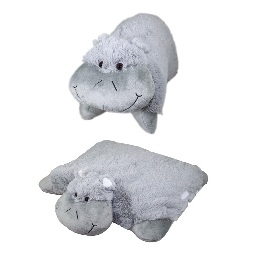 Pet Hippo Animal Pillow Free Shipping On Orders Over 45