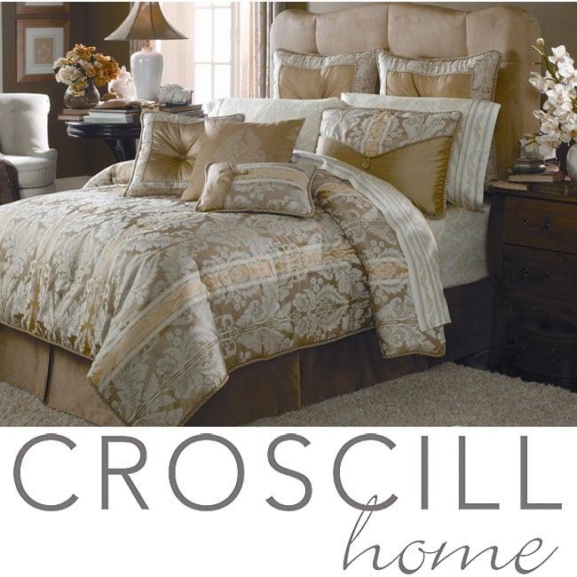 Croscill Villeroy King-size Comforter Set