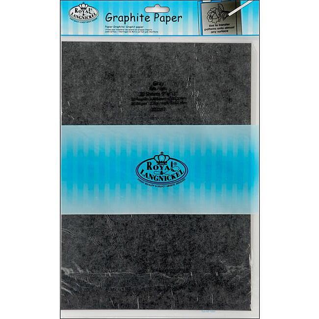 Gray Graphite Paper