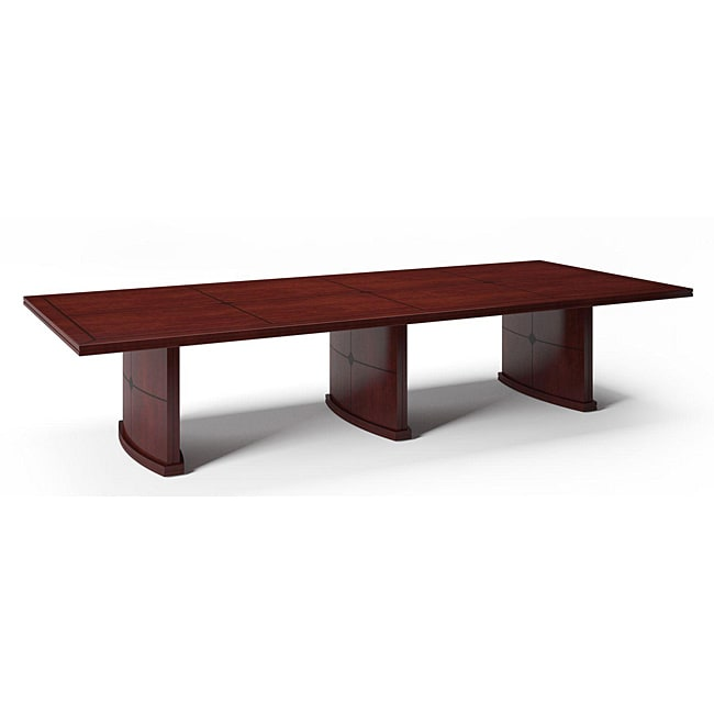 Shop Mayline Hennessy Foot Conference Table Free Shipping Today - 14 foot conference room table