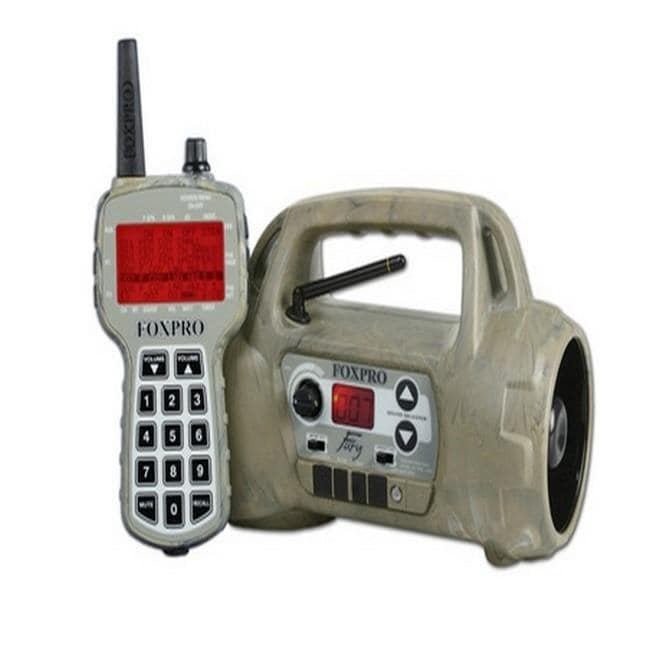 Fury 100 Sounds Standard Caller w/ TX-500 Remote