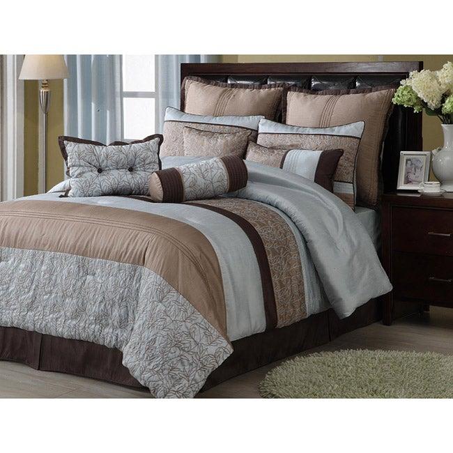 Maplewood 8-piece Comforter Set