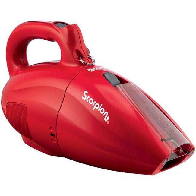 Dirt Devil SD2000 Red Quick Flip Hand Vacuum