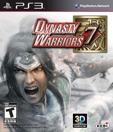 PS3 - Dynasty Warriors 7 - By KOEI