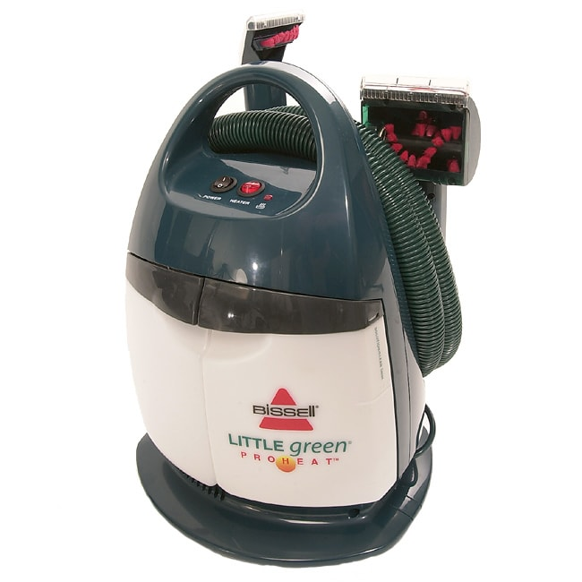 Bissell Little Green Turbobrush Portable Deep Cleaner