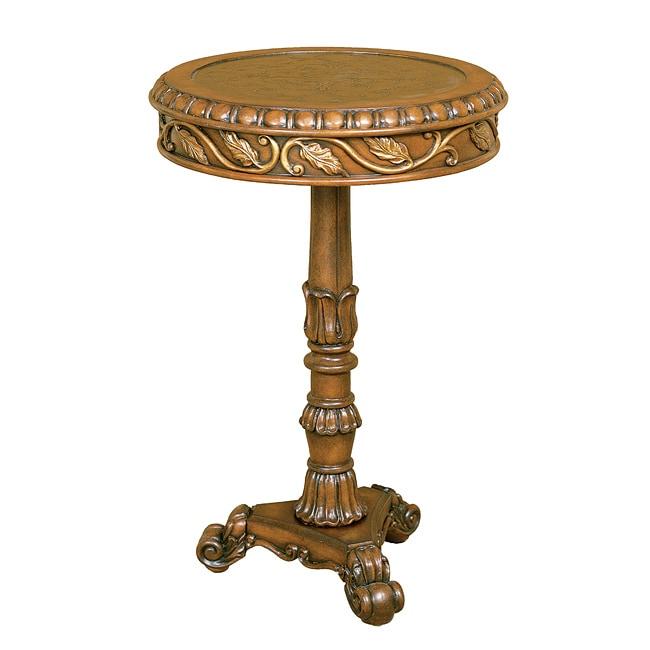 Wood Trellis Table
