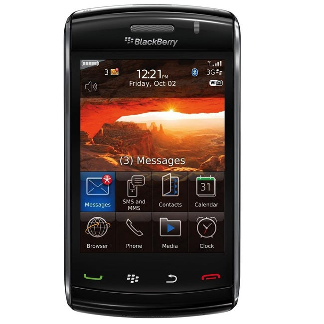 Blackberry Storm II 2 9550 GSM Unlocked Touchscreen Cell Phone