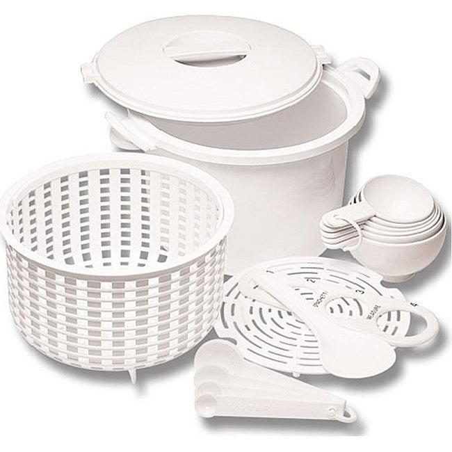 progressive microwave rice cooker instructions