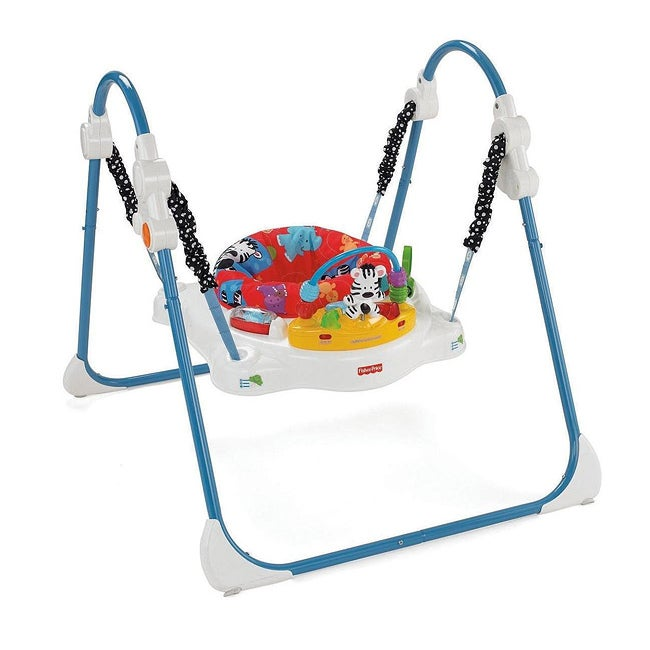 Fisher Price Adorable Animals Jumperoo Free Shipping
