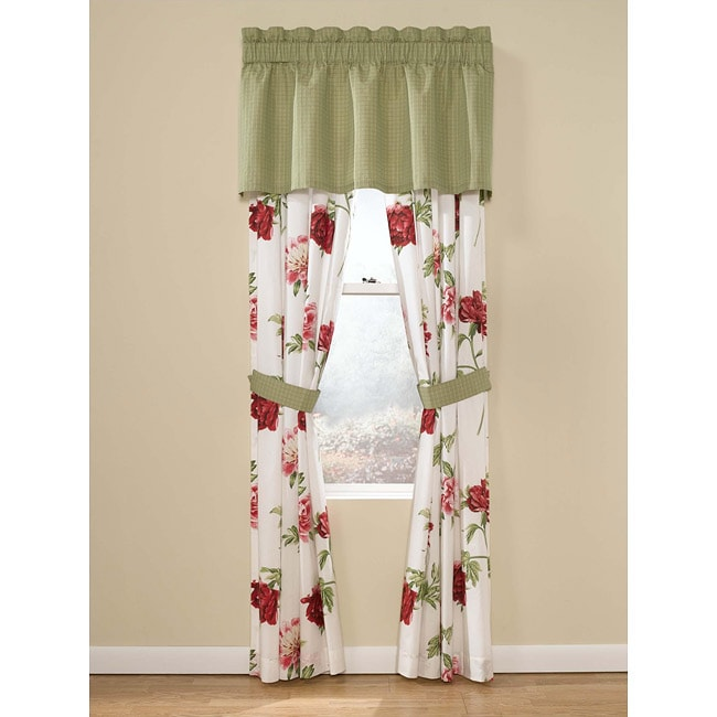 Lorelei Tailored Valance