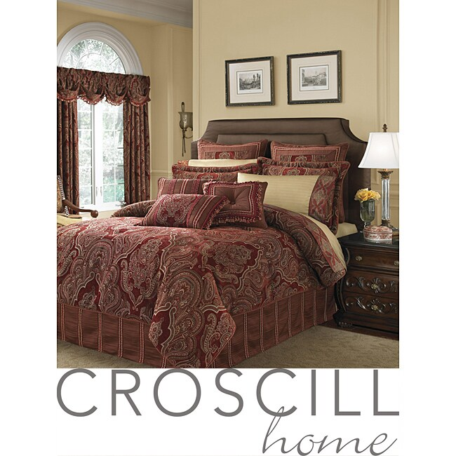 Croscill Glasgow 4-piece Queen-size Comforter Set