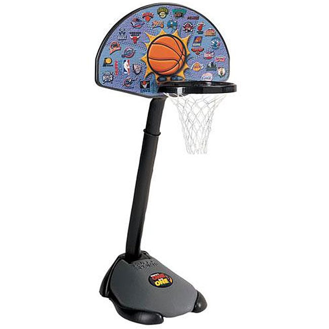 Spalding 1-on-1 Junior Portable Basketball Goal System