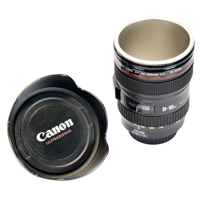 Canon Lens Coffee Cup Mug Free Shipping On Orders Over