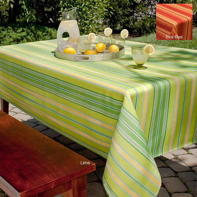 indoor outdoor tablecloth