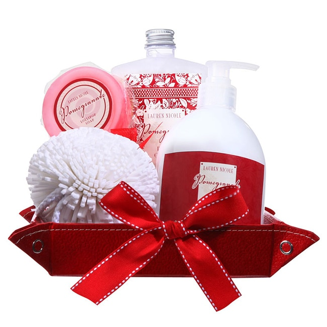 We Need Some Alone Time Bath Gift Basket