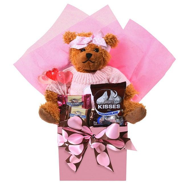 Hugs and Kisses Gift Basket