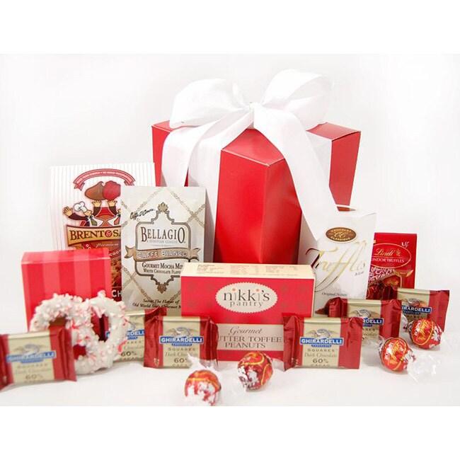 Happy Valentine's Chocolate Gift Box