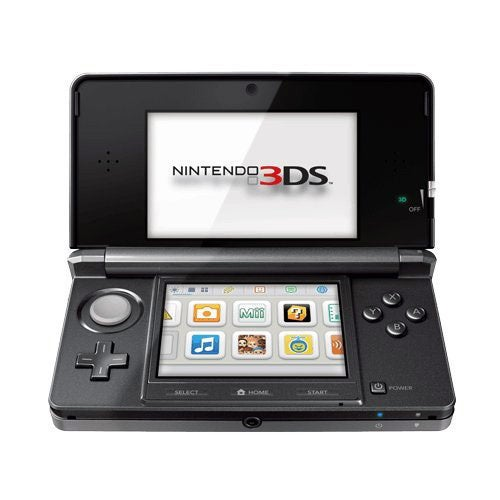 NinDS 3DS Cosmo Black