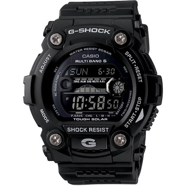 Casio Men's Black G-Shock Watch, Size One Size Fits All (...