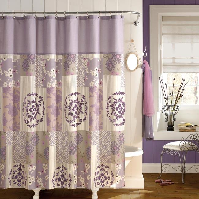 Shop Jardin Fashion Details Shower Curtain