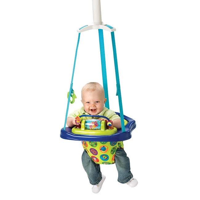 Shop Evenflo Jump & Go ABC123 Doorway Jumper - Free Shipping On ...