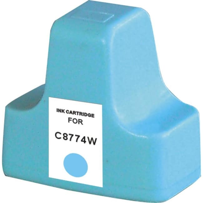 HP 02 C8774WN Compatible Light Cyan Ink Cartridge