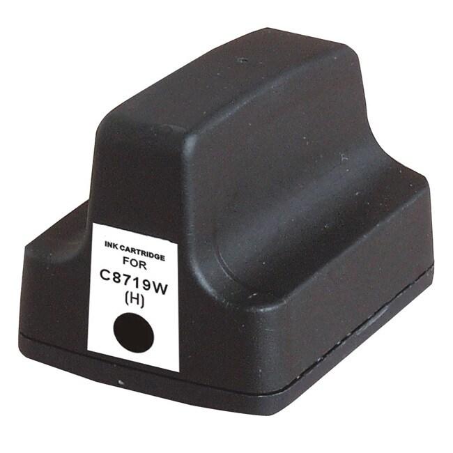 HP 02 Compatible C8721WN Black Ink Cartridge
