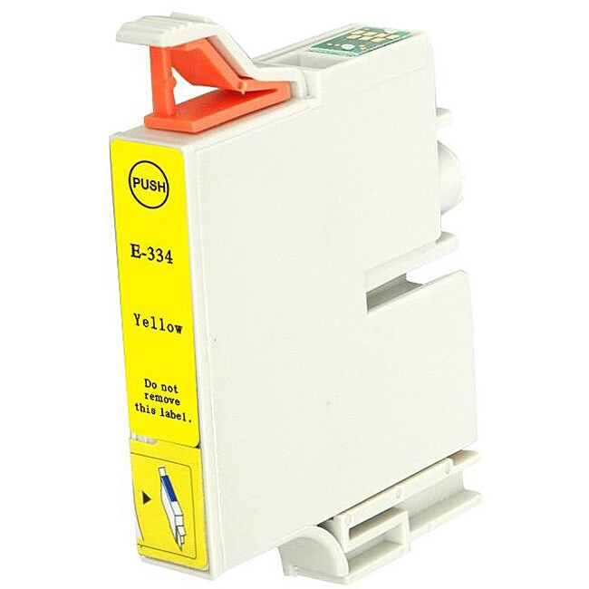 Epson Compatible T033420 Yellow Ink Cartridge