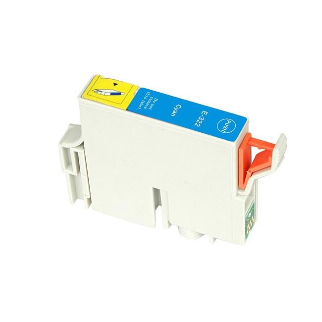 Epson Compatible T032220 Cyan Ink Cartridge