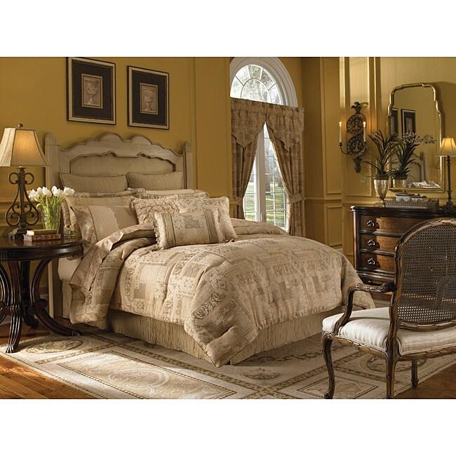 Croscill Matador 4-piece Queen-size Comforter Set