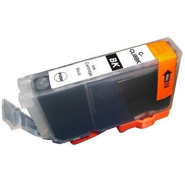 Canon Compatible CLI-8BK Black Ink Cartridge