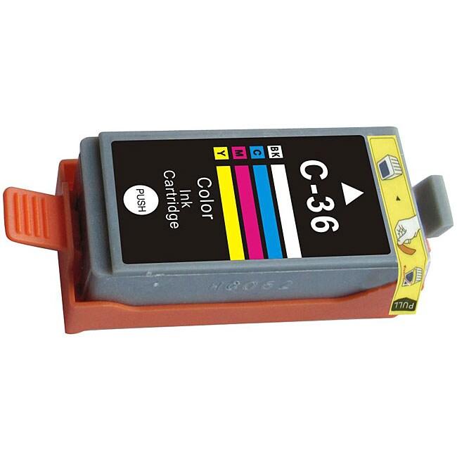 Canon Compatible CLI-36C Color Ink Cartridge