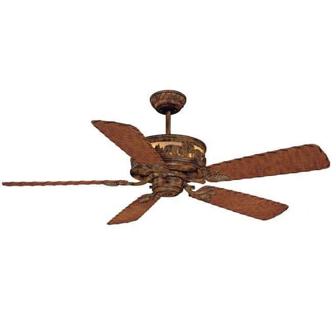 Savoy House Palmyra 4-light Ceiling Fan