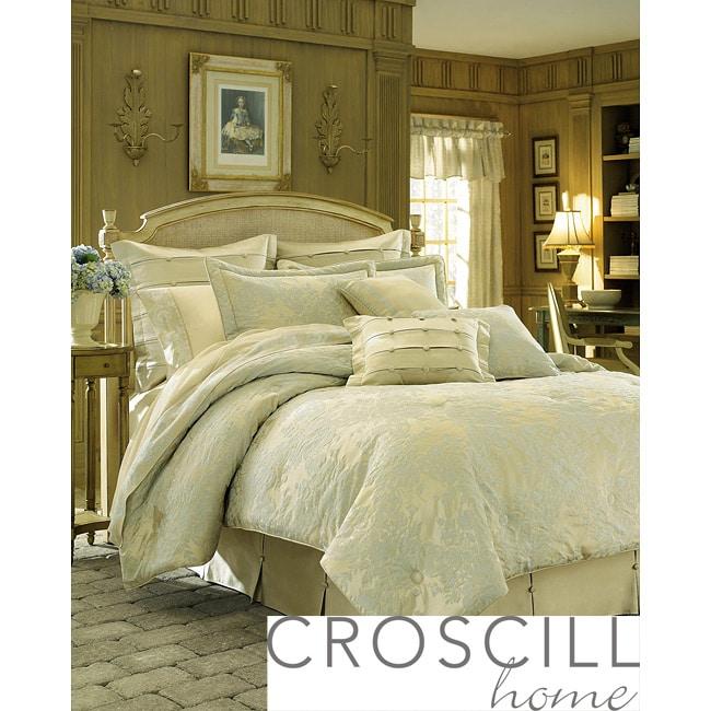 Croscill Bianca 4-piece Queen Comforter Set