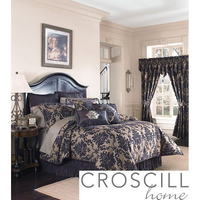 Croscill Piedmont 4-piece King Comforter Set