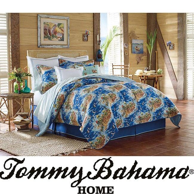 Tommy Bahama Fiji Coast Queen-size 4-piece Comforter Set