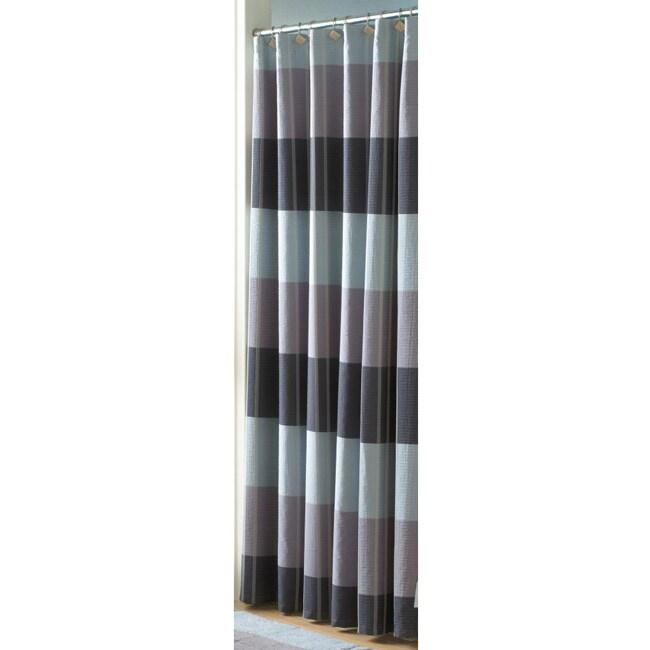 Shop Croscill Fairfax Woven Fabric Shower Curtain