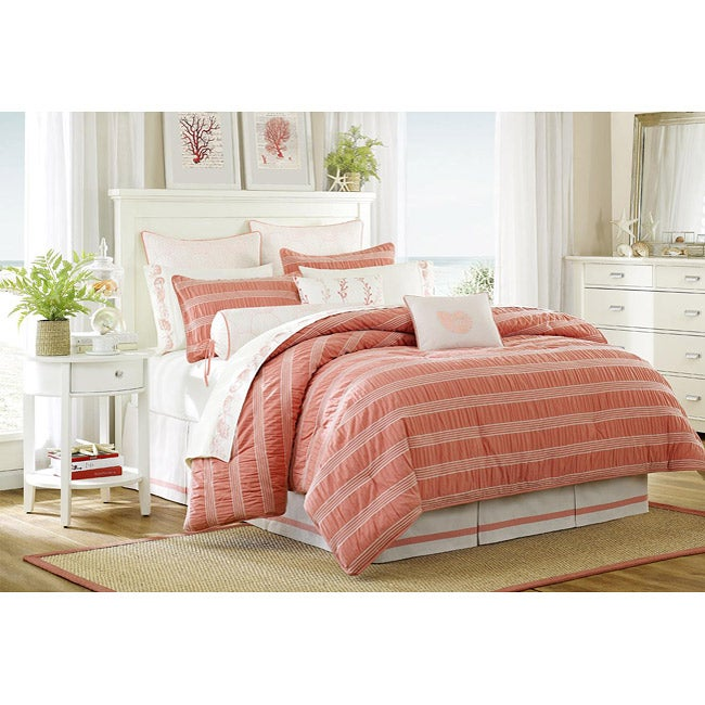 Harbor House Brice 4-piece Queen-size Comforter Set - Thumbnail 0