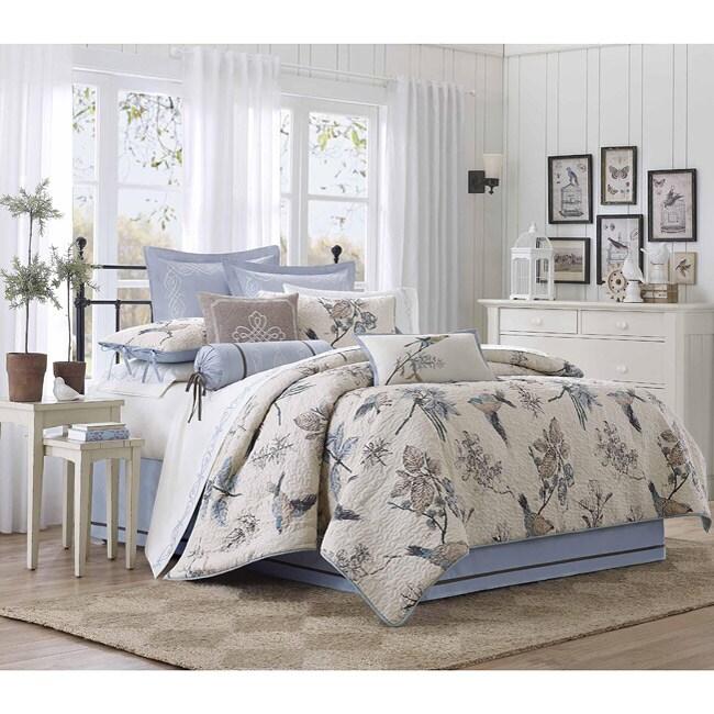 Harbor House Pyrenees 4-piece Queen-size Comforter Set