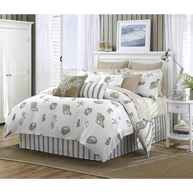 Harbor House Beach House 4-piece Queen-size Comforter Set