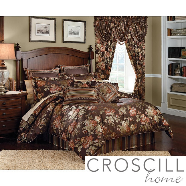 Croscill Jacqueline Queen-size 4-piece Comforter Set