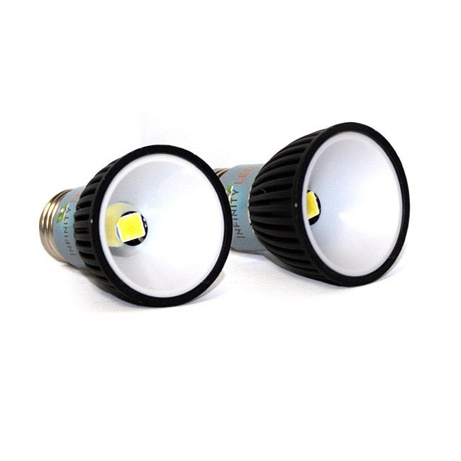 Infinity LED 3-watt Consumption Spot Lights (Pack of 2)