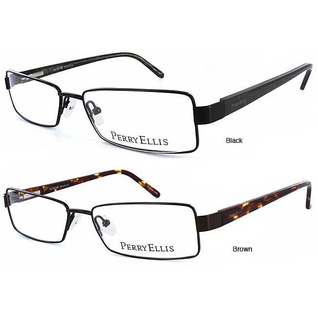 perry ellis mens pe232a eyeglasses frame