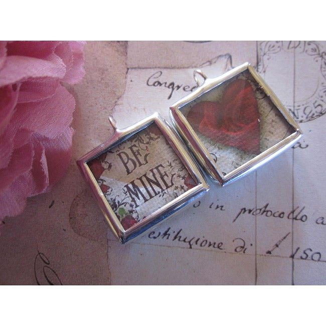 Anna & Rose 'Be Mine' Necklace