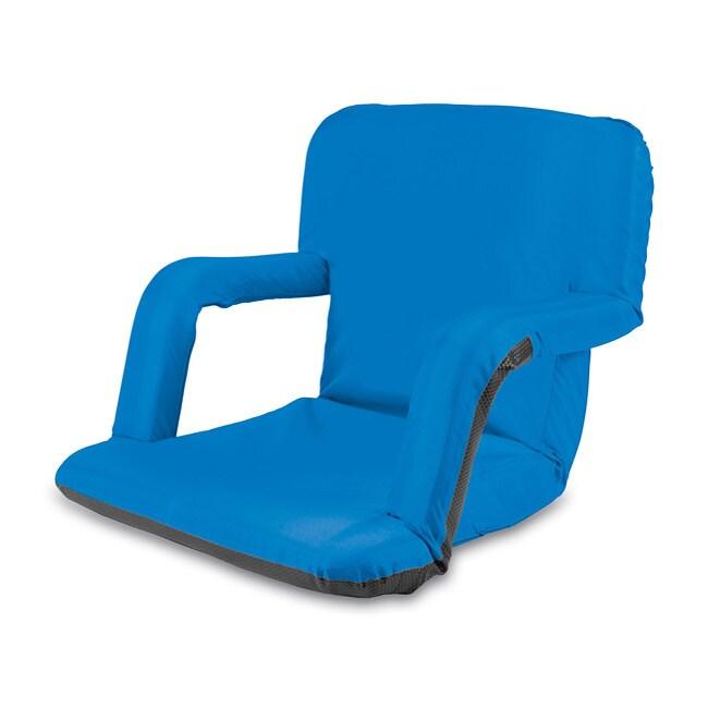 Ventura Seat Blue Backpack Strap Portable Recliner