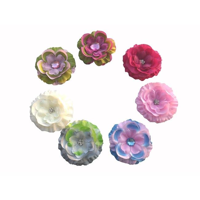 Boutique Flower Clip