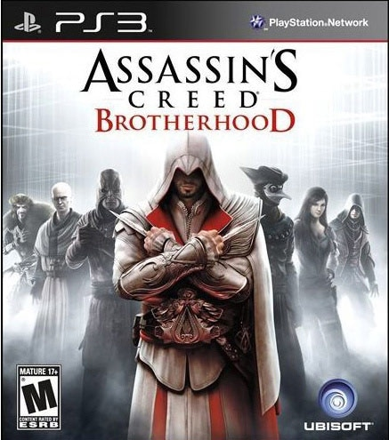 PS3 - Assassin's Creed: Brotherhood (Pre-Played)